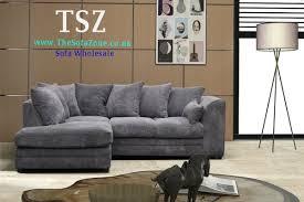 Sofa Wholesale Dylan Corner Sofa Grey U2013 The Sofa Zone
