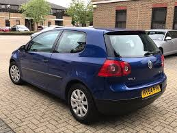 volkswagen golf 1 6 fsi se 3 door hatchback petrol manual new mot