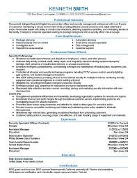 Walmart Resume Loss Prevention Resume Objective Loss Prevention Resume Resume