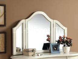 tri fold bathroom mirror gorgeous tri mirror vanity shopfresh co