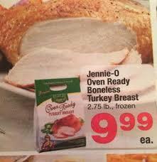 boneless turkey breast for sale albertsons socal jennie o oven ready turkey breast money maker