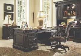 Black Home Office Desks by Hooker Office Furniture Crafts Home