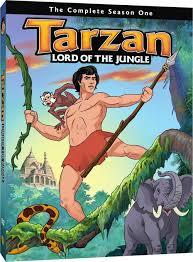 tarzan lord jungle dvd press release
