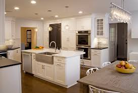 transitional kitchen designs photo gallery transitional kitchen designs with brown floor and beautiful ls
