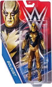 Goldust Halloween Costume Goldust Wwe Series 67 Wwe Toy Wrestling Action Figure Walmart