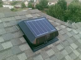 renewable energy solar attic fans dallas frisco mckinney ft