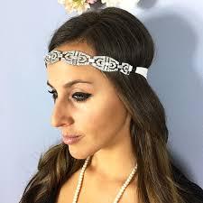 great gatsby headband gatsby headband gatsby headpiece great gatsby headband bridal