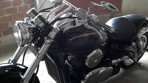 kawasaki vulcan 1500 mean streak 2003 2004 youtube