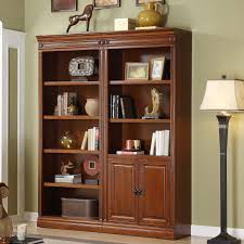 cherry bookcase glass doors vintage bookcase metal lawyers