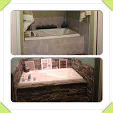 decorating how to make cozy bathroom with airstone lowes for