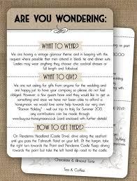wedding inserts best wedding invitation inserts designs invitations card by