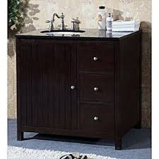 The  Best Images About Furnature On Pinterest Marble Top - Kimberly 36 single sink bathroom vanity set