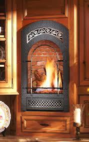 beautiful gas fireplace ventless suzannawinter com