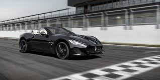 maserati coupe white maserati granturismo and grancabrio special editions celebrate 60