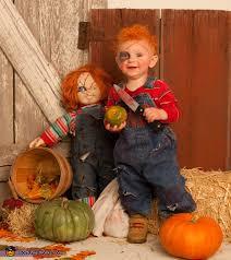Halloween Costume Kids Diy Chucky Costume Scary Kids Costumes Scary Kids Chucky