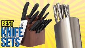 10 best knife sets 2016 youtube