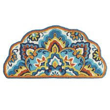 cloud step memory foam rug collection pier 1 imports
