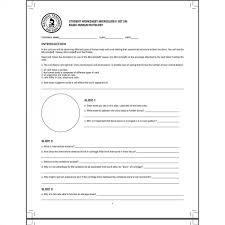 t249ws worksheet basic human histology microslide 249