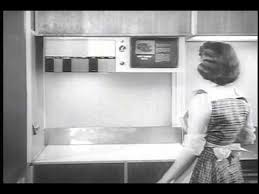 1950s kitchen the future kitchen in the 1950s youtube
