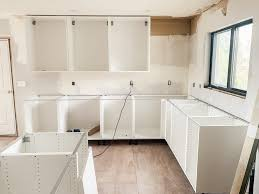 how to fix kitchen base cabinets to wall things to when planning your ikea kitchen chris
