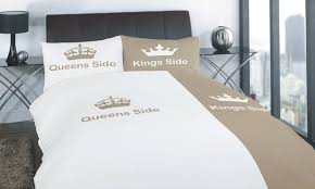 his and hers bed set his and hers bed sheets white bed
