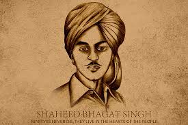 some unknown facts about the freedom fighter bhagat singh peep india