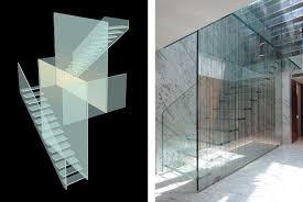 carpenter lowings glass stair skylight