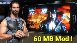 themes for android wwe wwe 2k18 for android mod obb data best gamer