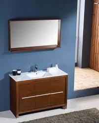 Bathroom Cabinets Sale by Fresca Alto Walnut Modern Bathroom Vanity W Medicine Cabinet