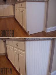 kitchen island makeover ideas best 25 bead board cabinets ideas on updating cabinets