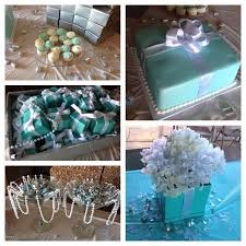 Tiffany Color Party Decorations 81 Best Parties Showers And Special Occasions Images On Pinterest