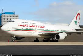 cn rga boeing 747 428 royal air maroc ram c v grinsven