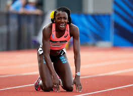 alysia montano u0027s hopes end with stumble at u s track trials la