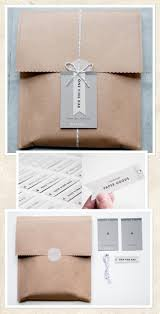 best 25 brown paper wrapping ideas on pinterest kraft paper