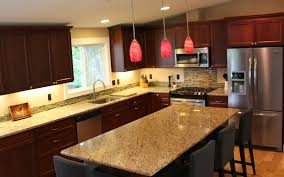 kitchen contractors island kitchen island right arm construction home remodeling