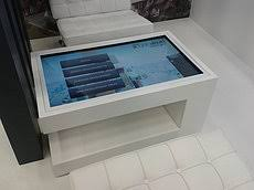 Touch Screen Coffee Table by Digital Interactive Touch Screen Solutions Coffee Tables