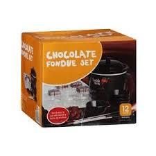 Kmart Toaster Ovens Product Homemaker Chocolate Fondue Set Kmart Polyvore
