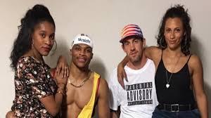 look westbrook and collison u0027s hilarious u0027white men can u0027t jump