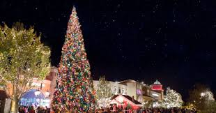 manhattan beach pier lighting 2017 amazing christmas tree lighting ceremonies events in los angeles