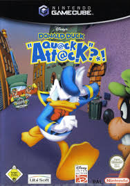 disney u0027s donald duck goin u0027 quackers gamecube 2002 mobygames