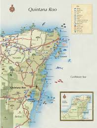 map of mexico yucatan region archaeological evidence indicates that cobá was settled