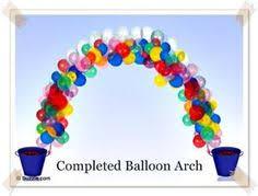 how to make a balloon arch easy diy balloon arch for around 10 diy ideas