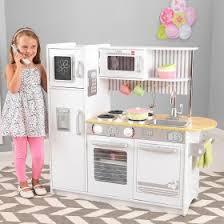 childrens wooden kitchen furniture white uptown expresso play kitchen set children s wooden