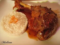 comment cuisiner cuisse de canard cuisses de canard parfumées au poivre de sichuan et à l orange