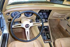 1968 corvette interior 1975 corvette interior view corvette gallery