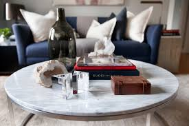 how to decorate a round coffee table how to decorate a round coffee table writehookstudio com