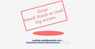 Login Gmail Gmail Stuck At Loading Can T Login