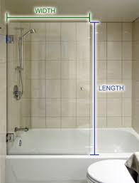 Plexiglass Shower Doors Frameless Tub Screens Custom Bathtub Glass Screens Dulles