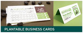 seed cards grow your business and reputation with eco friendly plantable