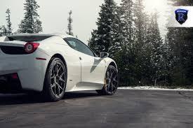 Ferrari 458 Matte Black - 2014 ferrari 458 u2013 rohana wheels